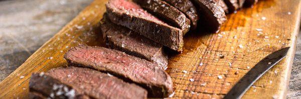 وصفات لحم الغزال المختلفة