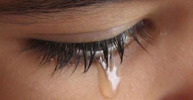 ظاهرة الدموع