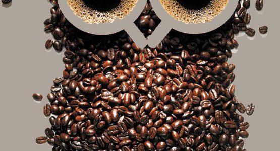 لوحات فنية جميلة بحبيبات القهوة