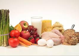 قواعد التغذية السليمة