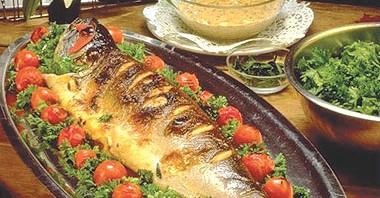 سمك الصيادية بالطريقة المصرية