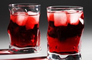 طريقة عمل مشروب الكركديه