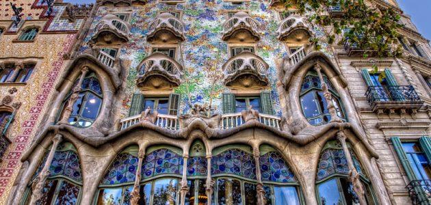 برشلونة عناوين وأطباق تستحق التجربة