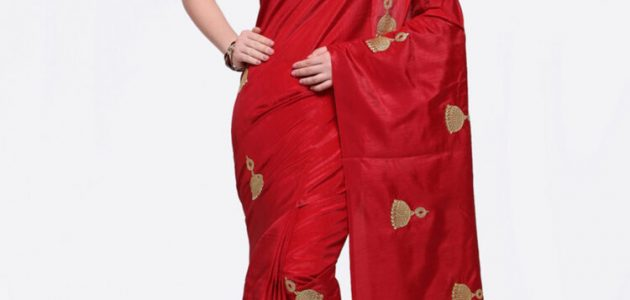 أجمل سارى هندي موضة 2020