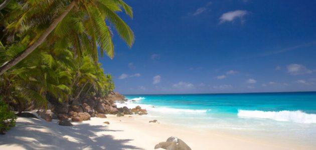 من أجمل جزر المحيط الهندي جزيرة سيشل