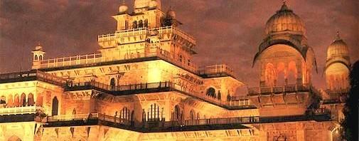 المدينة الوردية جايبور الهندية