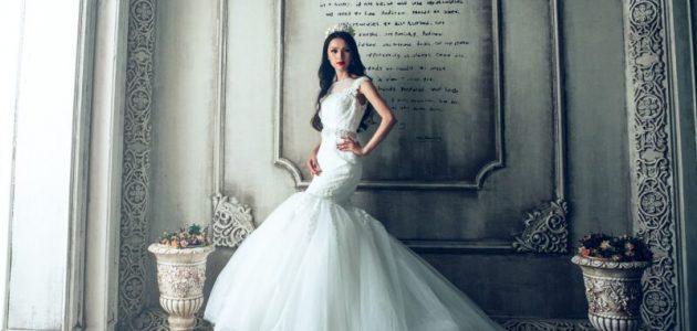 فساتين زفاف فخمة 2020