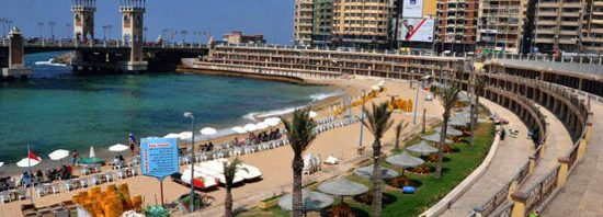 افضل 10 اماكن لمتعة السياحة في الاسكندرية