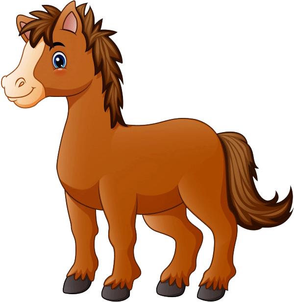 حصان كرتون ديزني