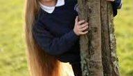 كيفية تطويل شعر الأطفال