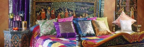 تصميم غرف نوم شرقية