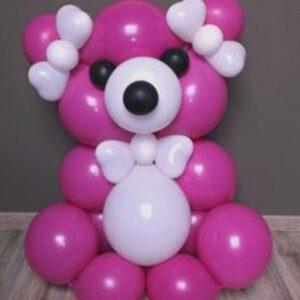 دباديب من البالونات