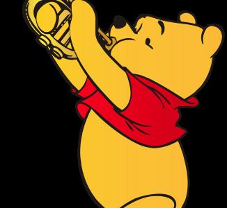 سكرابز الدب وينى