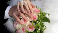 افكار جديدة لدبلة الزفاف (صور)