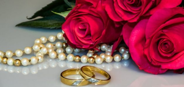 كيف تختارين خاتم الزفاف