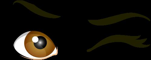 سكرابز عيون