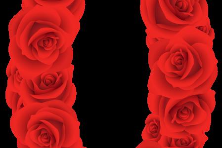 سكرابز ارقام الورد