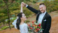 مسكات ورد مزخرفه للعروس2020